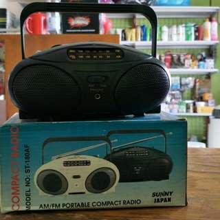 Radio FM /AM mini jadul