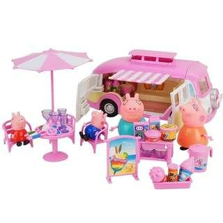 Peppa Picnic Van Play Set