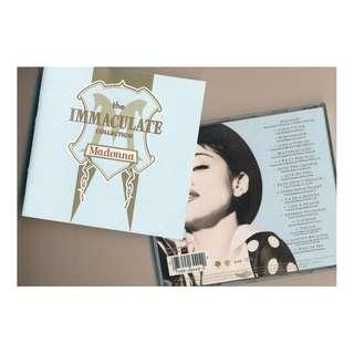 {CD 藏珍舖} 麥當娜 MADONNA ~the IMMACULATE collection CD