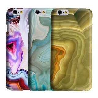 🚚 Marble Phone Case