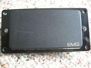 Emg 85 hardwired humbucker guitar pickup