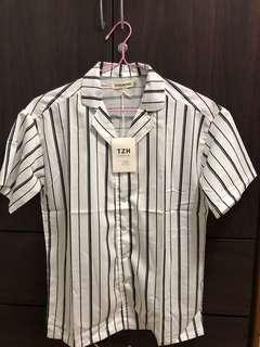 Trendy Short Sleeve Shirt
