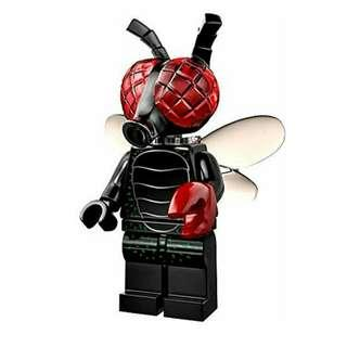 Lego Fly Guy from CMF 14