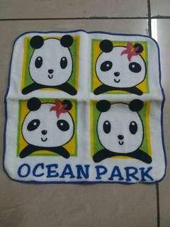 Ocean Park毛巾