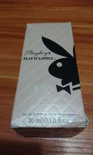 絕版 Playboy香水 全新