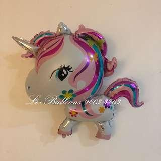 My little pony / unicorn balloon