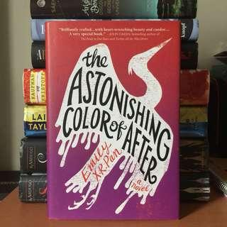 The Astonishing Color of After HB