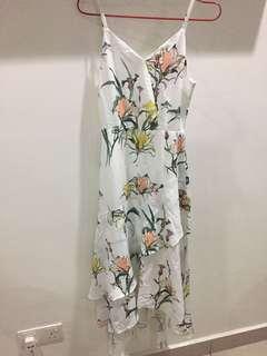 TCL Floral Dress