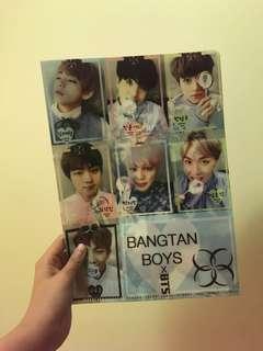 BTS Folder