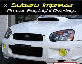 Subaru Wrx Impreza 05 Foglight Cover