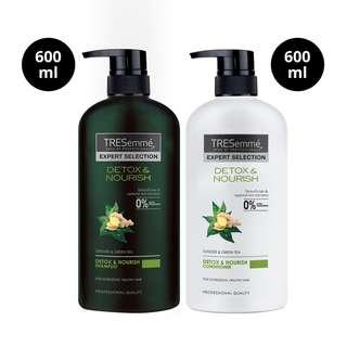 TRESSEME SHAMPOO AND CONDITIONER