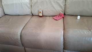 Leather cleaner 25% discount