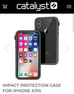 CATALYST IPHONE X/XS IMPACT PROTECTION BNIB