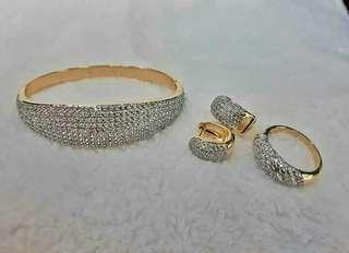 RUSSIAN DIAMONDS SET