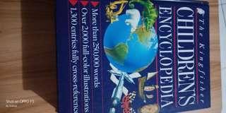 REPRICED!!!! Children's Encyclopedia