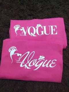 vogue tshirt custom design