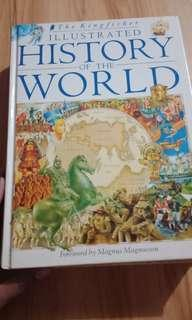 REPRICED!!!!! History of the world