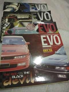Majalah EVO