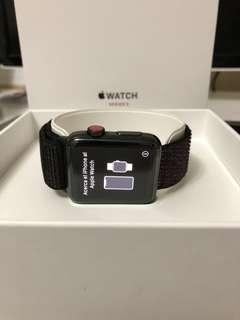 Stainless Steel Apple Watch Series 3 42 mm GPS/CELLULAR