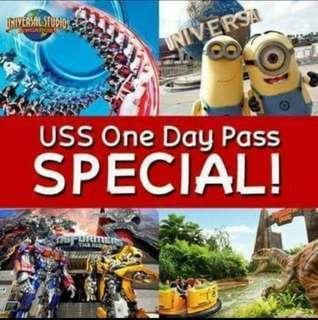 Uss Fixed Date Eticket 20/9 or 21/9 or 22/9
