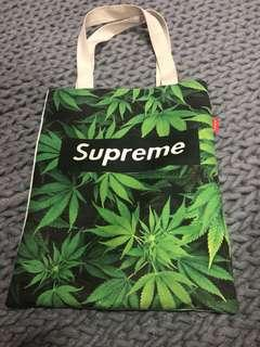 Authentic supreme bag