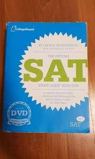 SAT Study Guides