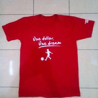 Red Tshirt from Japan