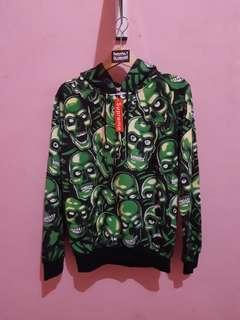 Supreme Skull Pile Hoodie SS18 Fit To S/M
