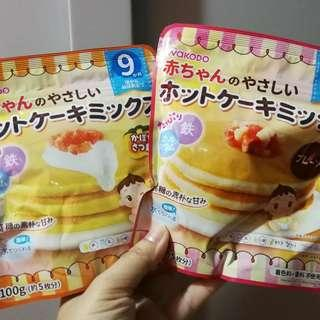 日本和光堂pancake 粉
