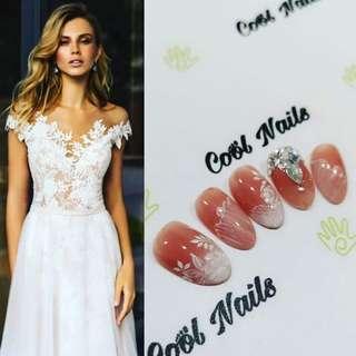 Bridal nail service