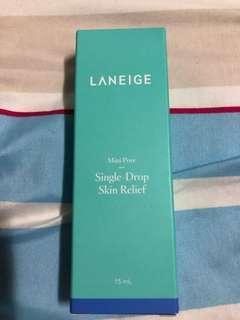 SALE Laneige Mini Pore Single Drop Skin Relief