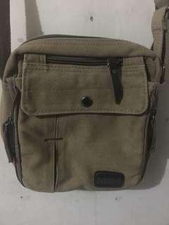 Men's Shoulder Canvas Bag