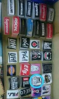 Stiker distro all brand