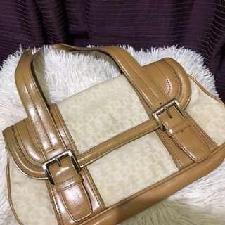 Nine West ~ baguette bag