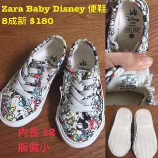 🚚 Zara baby Disney shoes