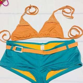Preloved Boyleg swimsuit