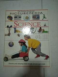 The Dorling Kindersley Picturepedia - Sxience