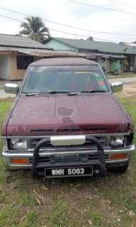 Nissan Terrano 2.4L - 1996