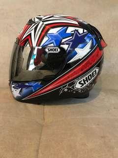 Helm Shoei X11 Tony Elias Mulus