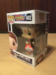 Funko Pop Marty McFly with Guitar