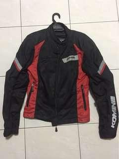 Komine Riding Jacket - Female EU:S