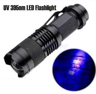🚚 Mini LED Flashlight Torch Adjustable Focus Zoom Light Lamp
