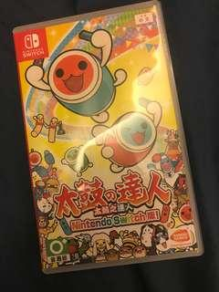 最新太鼓達人switch game