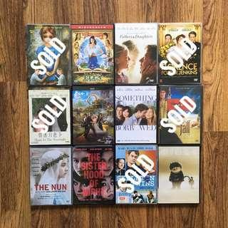 Assorted DVDs for sale (Part 3)