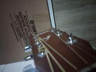Guitar acoustic FX310WC