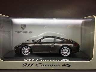 1/43 Porsche 911 991 Carrera 4S