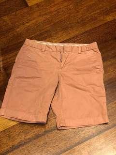 Uniqlo Shorts dust pink