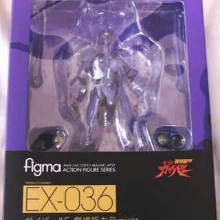 全新 限定 Figma EX-036 強殖裝甲卡巴II F 劇場版配色Ver.