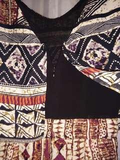 Aztec jumpsuit