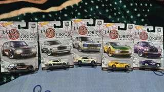 Hotwheels Japan Historics 1